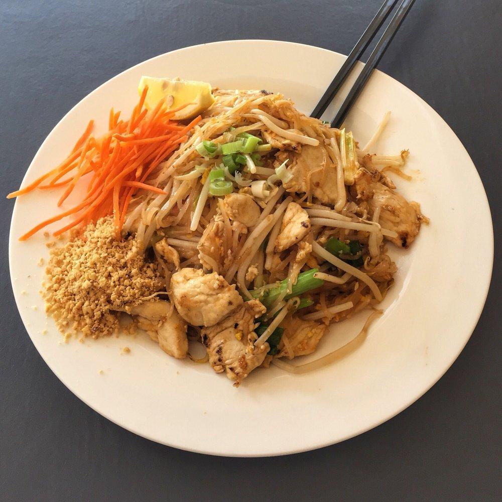 Kin Thai Zabb Rice & Noodle: 5872 Samet Dr, High Point, NC