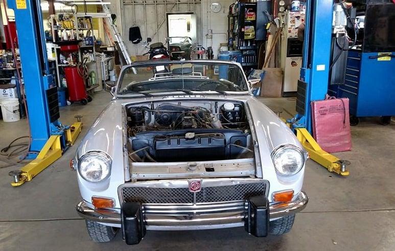 Speed Shop Motorsports: 970 Indiana 29, Michigantown, IN