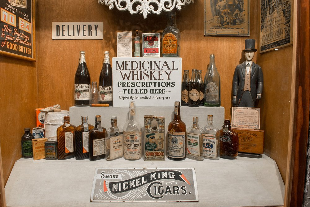 Social Spots from American Prohibition Museum