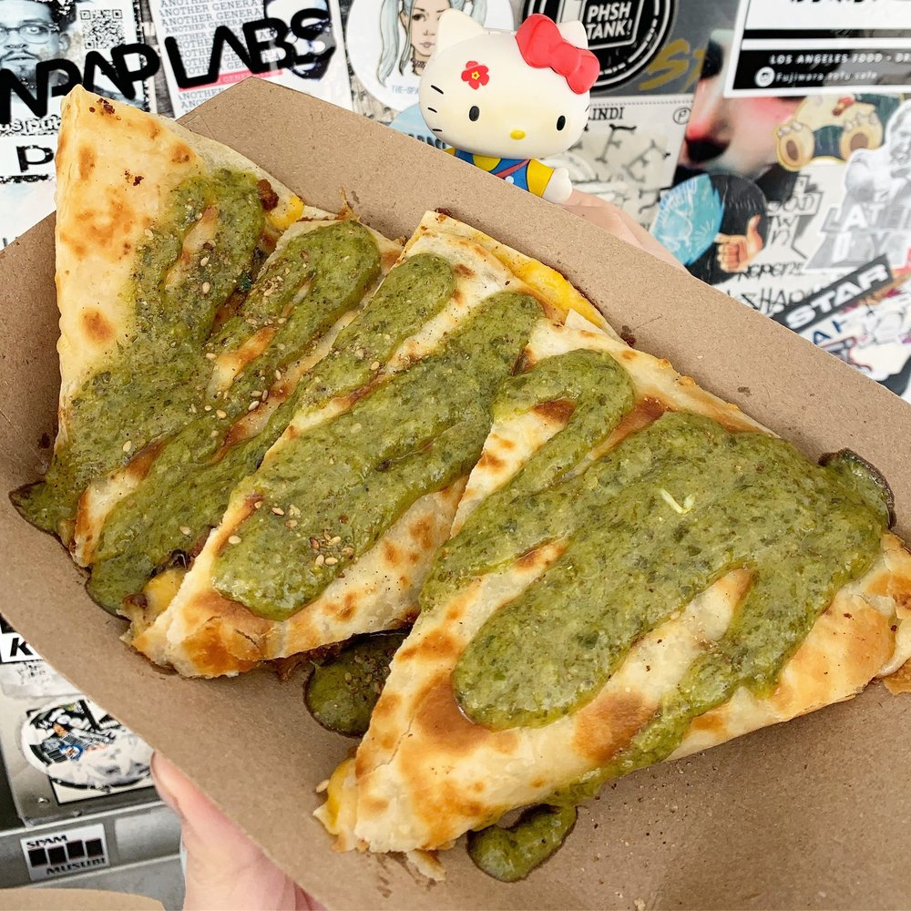 Kogi BBQ Truck - Verde
