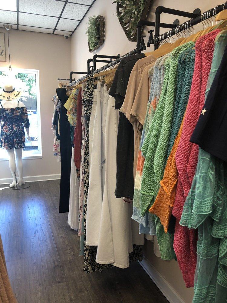 Camel City Boutique: 5009 Country Club Rd, Winston-Salem, NC