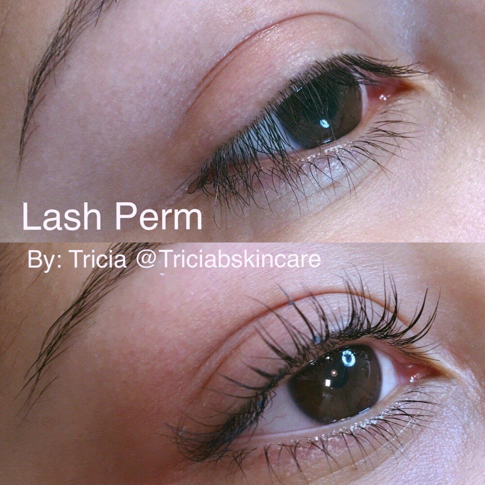 Lash Perm Great For Those With Straight Lashes And Are Tired Of