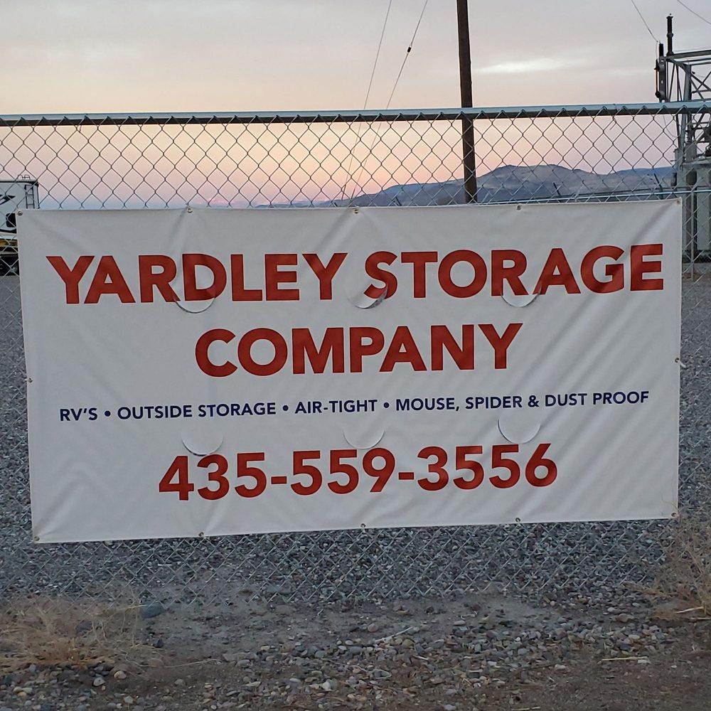 Yardley Storage: 392 W Ctr St, Central, UT