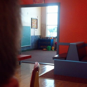 Photo of The Roman Candle Pizzeria - Fitchburg, WI, United States. Kids  playroom