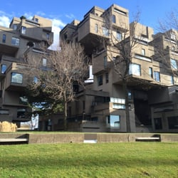 Photo Of Habitat 67   Montreal, QC, Canada. Incredible Architecture. Not One