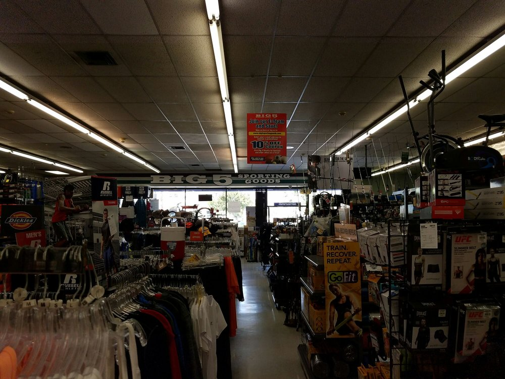 Big 5 Sporting Goods: 3600 Peck Rd, El Monte, CA
