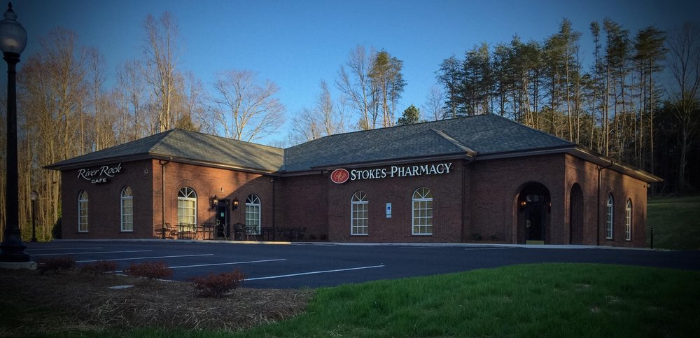 Stokes Pharmacy: 111 Crawford St, Danbury, NC