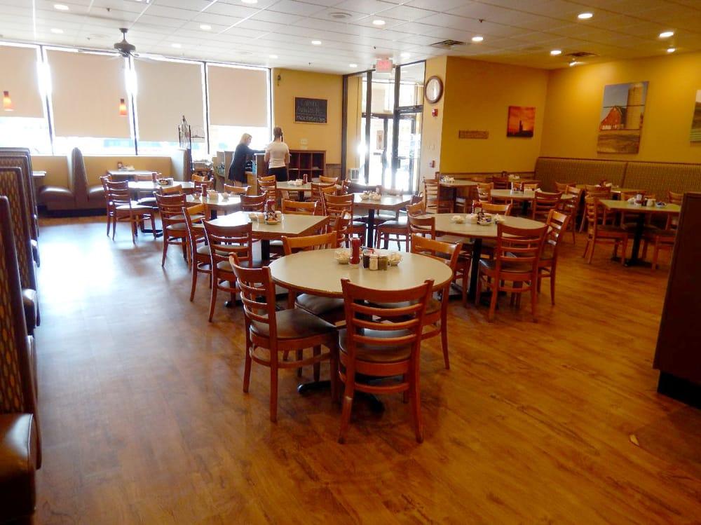 Fresh Start Cafe Elmhurst Menu