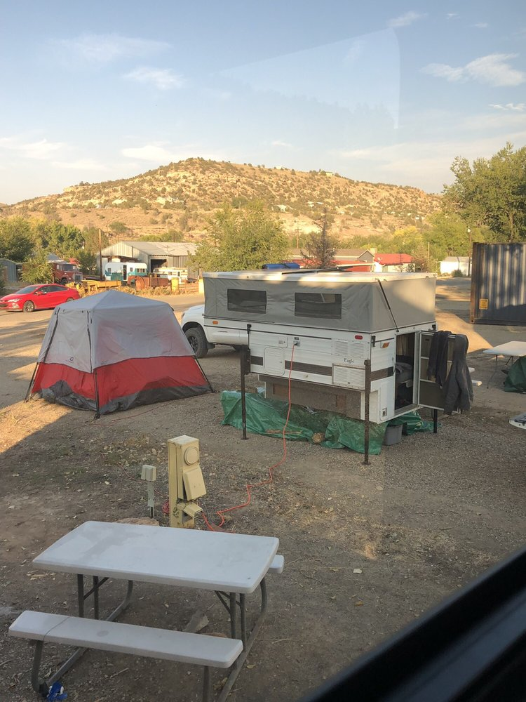 High Country RV Park: 218 W Main St, Naturita, CO