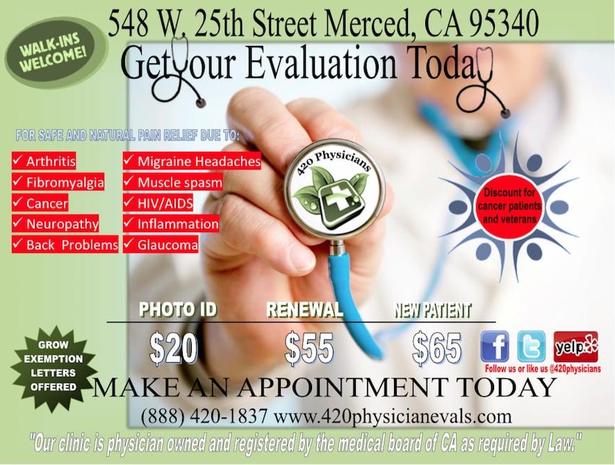 420 Physicians Merced: 548 W 25th St, Merced, CA