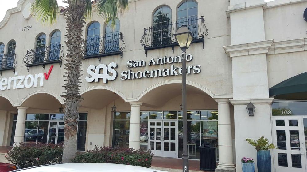 Sas Shoe Stores San Antonio Tx