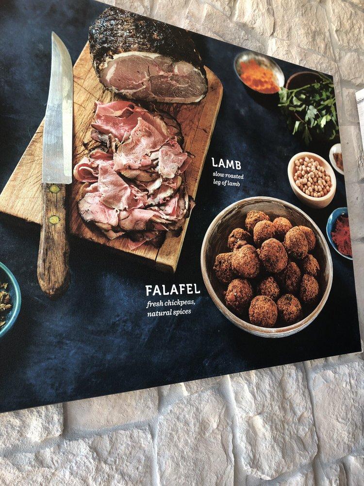 Kairos Greek Kitchen