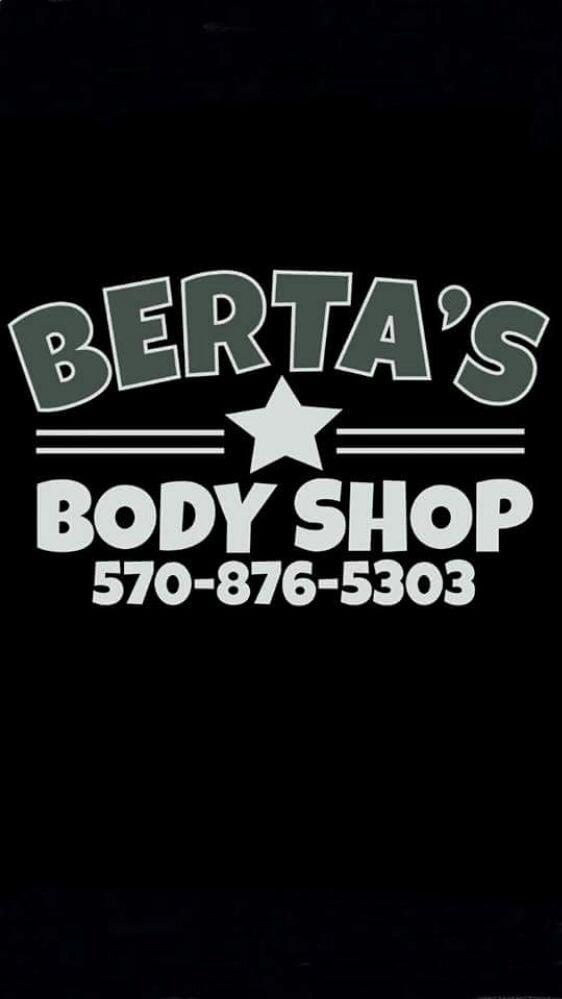 Berta's Body Shop: 950 Scranton Carbondale Hwy, Archbald, PA