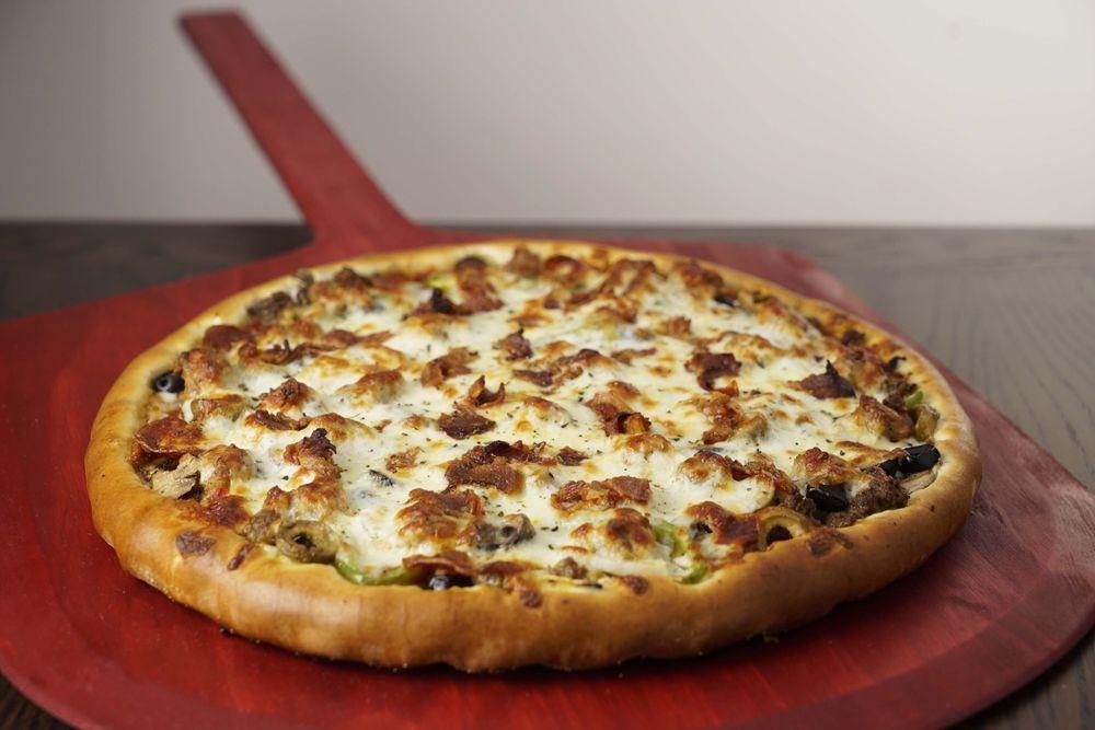Rosati's Pizza: 137 Radio City Dr, North Pekin, IL