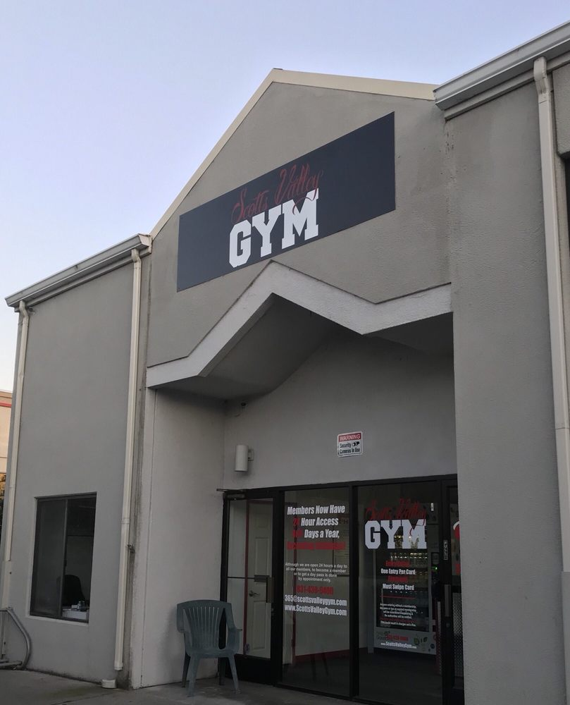 Scotts Valley Gym