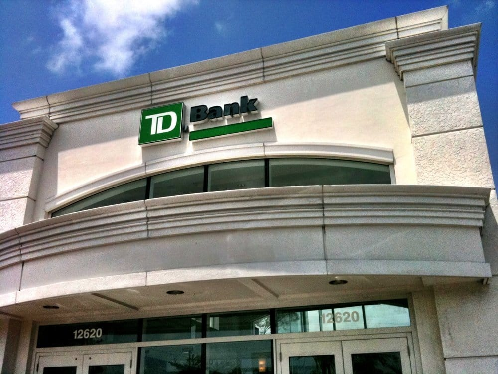 Td Bank Banks Amp Credit Unions 12620 Biscayne Blvd