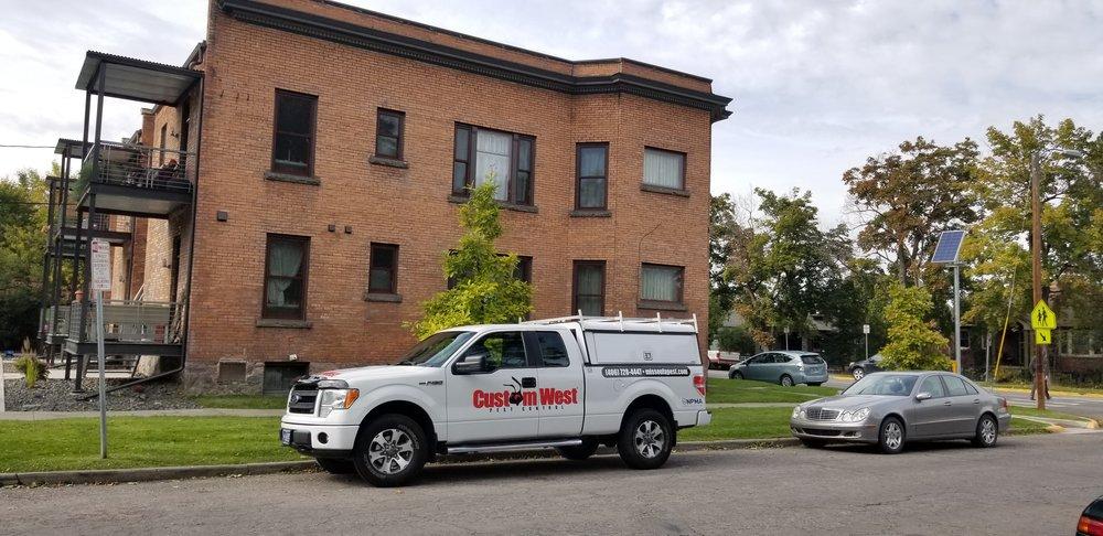 Custom West Pest Control: 1739 S Ave W, Missoula, MT
