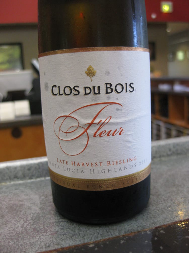 Umm yelp for Clos du bois