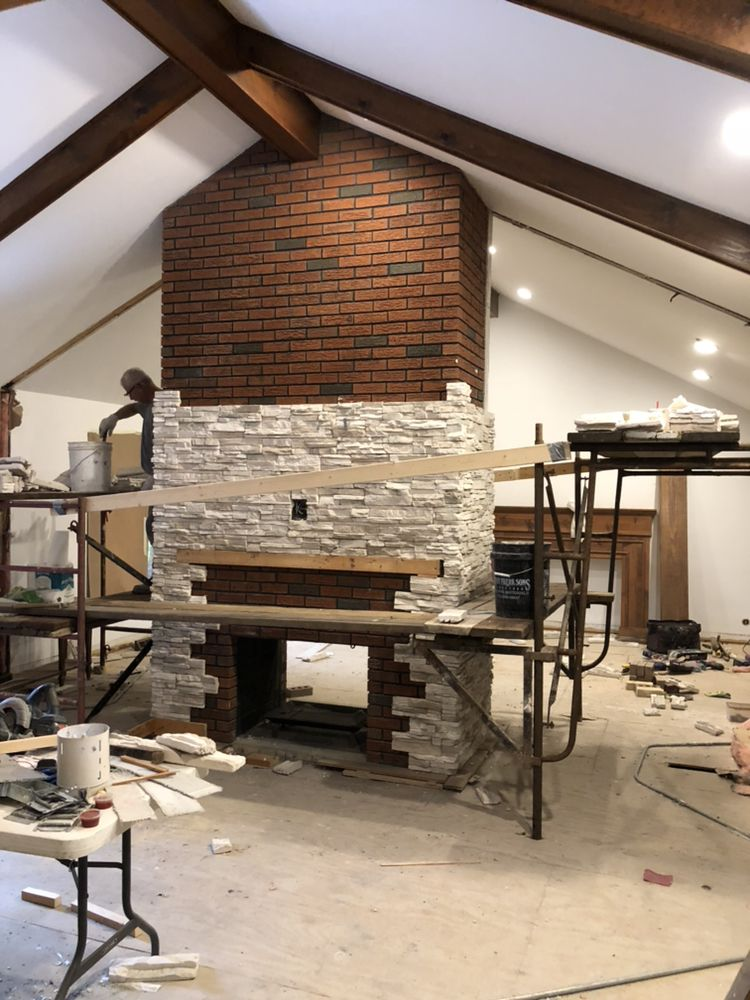 Voytec Masonry Contractor: 1206 N Mitchell Ave, Arlington Heights, IL