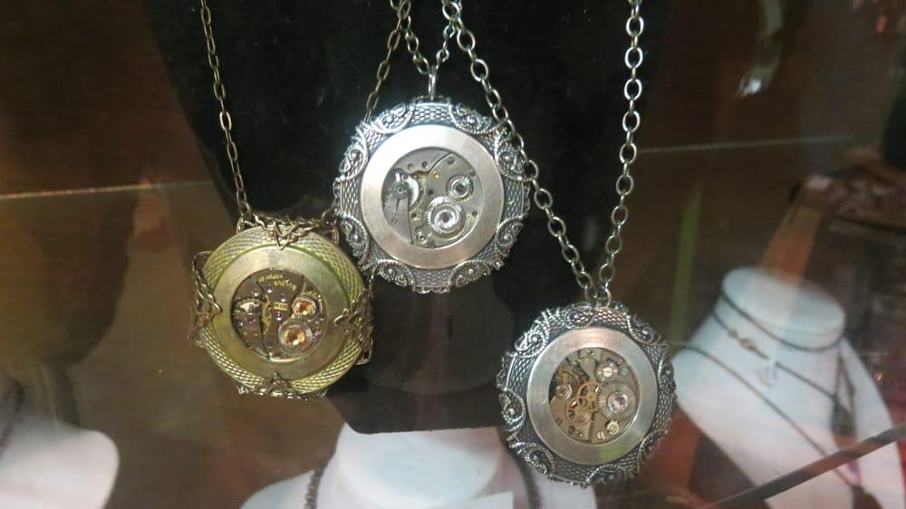 steampunk jewelry yelp