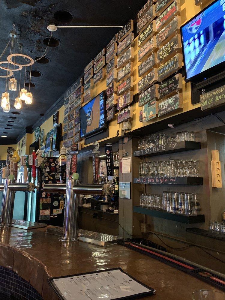 Social Spots from Craft Beer Bar
