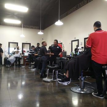 Glorias barber college