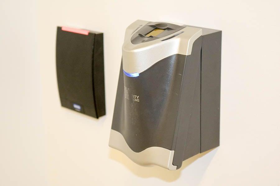 Biometric Card Readers Through The Cheyenne Data Center Yelp