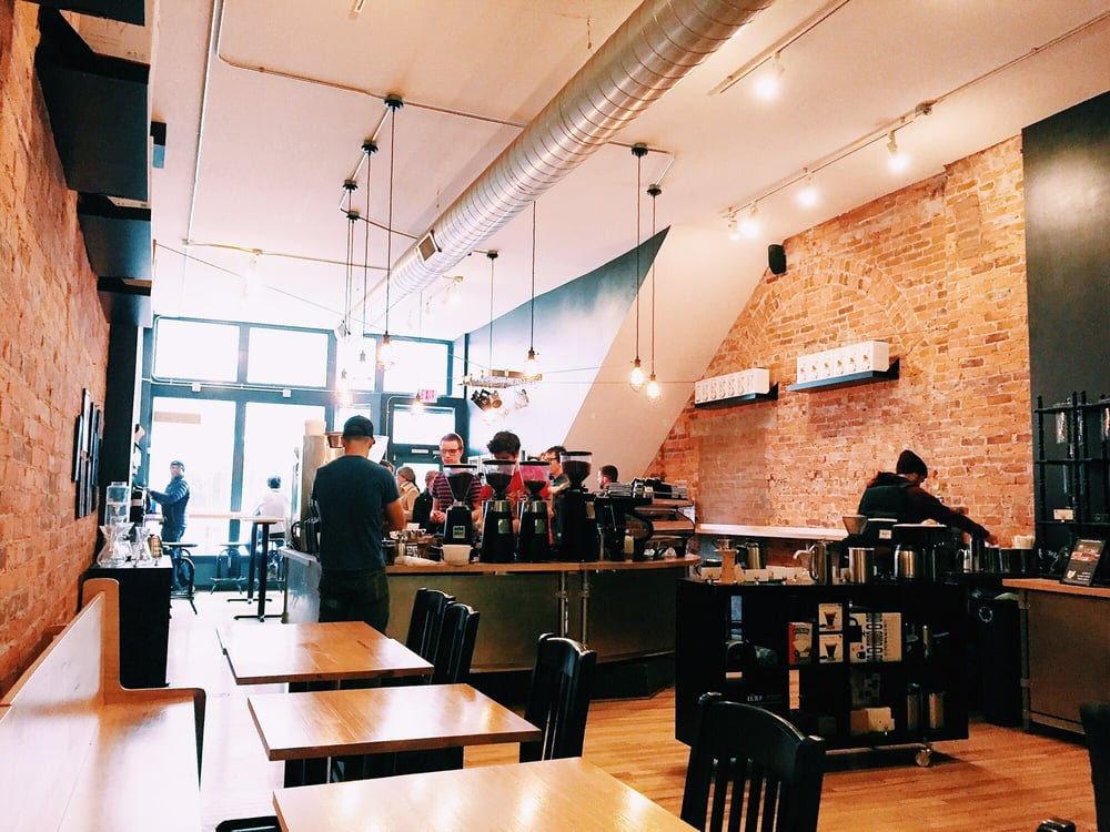 One Line Coffee - Short North