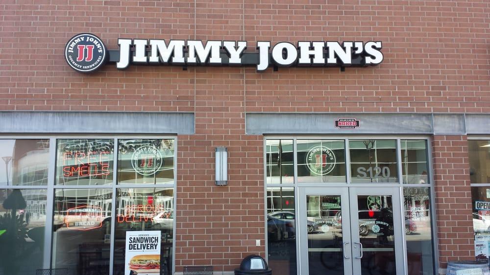 Jimmy John's - Smörgåsar - 601 R St, Lincoln, NE, USA ...