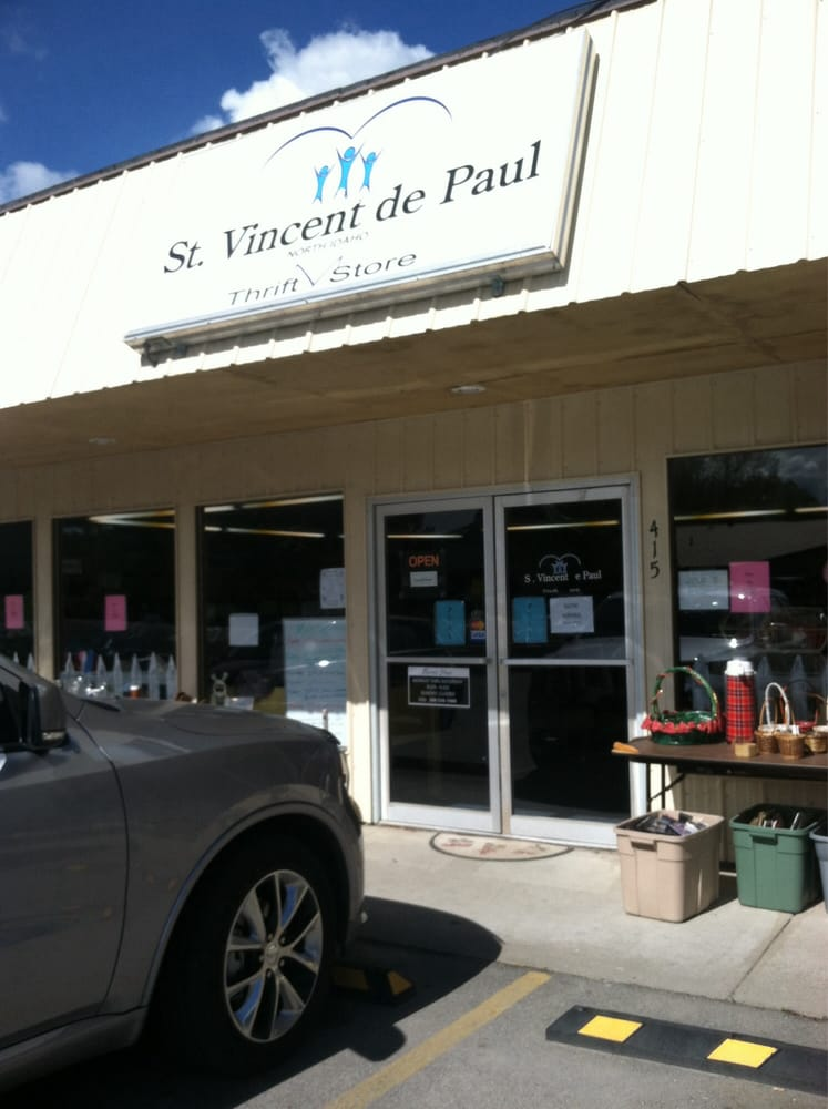 St Vincent de Paul Thrift Store: 415 Mullan, Osburn, ID