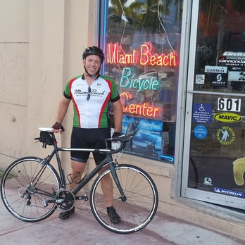 Photo Of Miami Beach Bicycle Center Fl United States Me