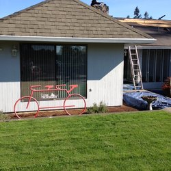 Photo Of Brisco Roofing   Vancouver, WA, United States. House While Tearing  Off
