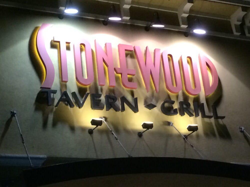 Stonewood Grill & Tavern: 1210 S International Pkwy, Heathrow, FL