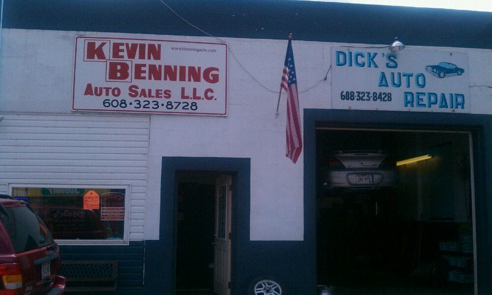 Dick's Auto Repair: 303 W Main St, Arcadia, WI