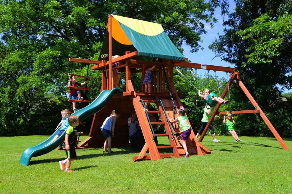 Backyard Fun Factory: 9510 Swafford Rd, Justin, TX