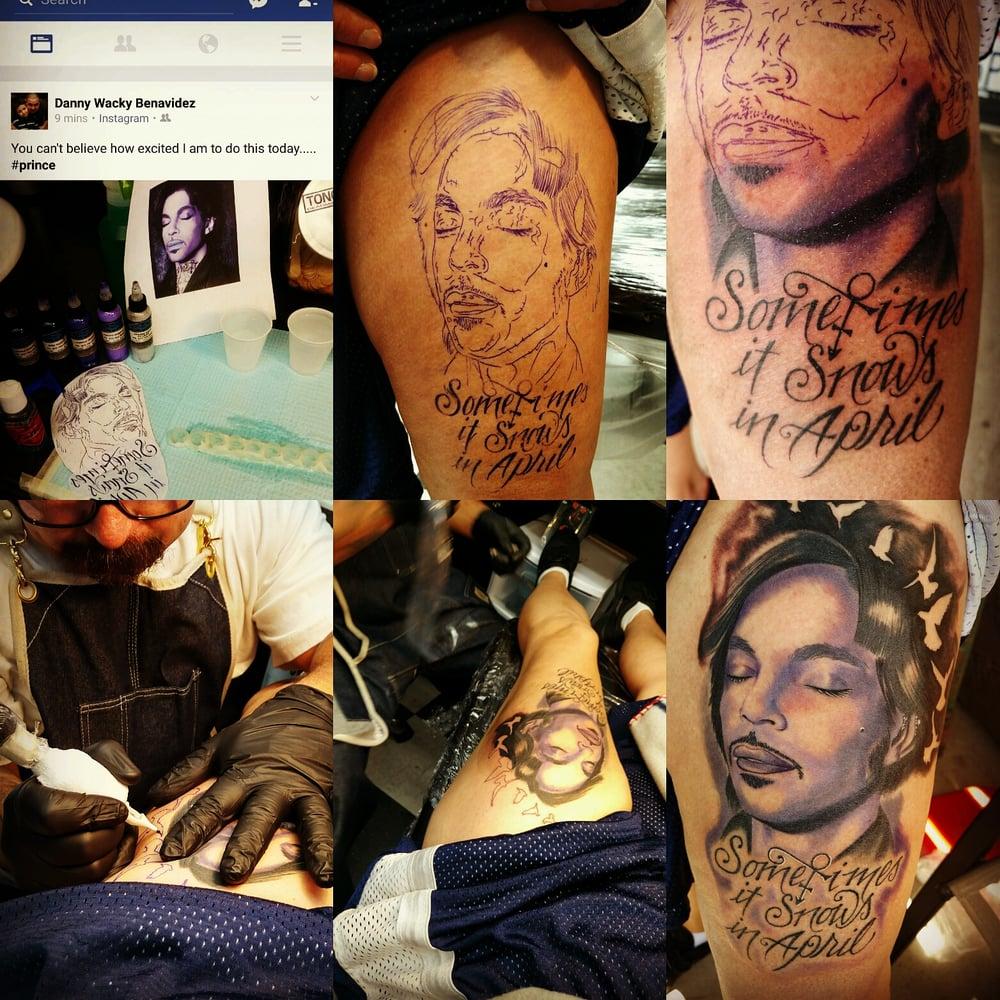 Addictive Arts Tattoo: 25631 Main St, Barstow, CA