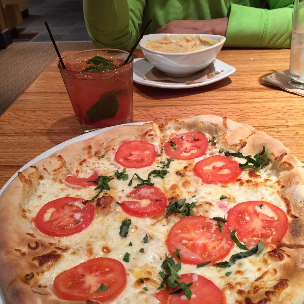 California Pizza Kitchen Yelp: 5 Cheese Tomato Pizza