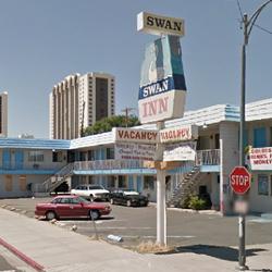 Swan Inn Closed Hotels 501 Lake St Downtown Reno Nv Phone