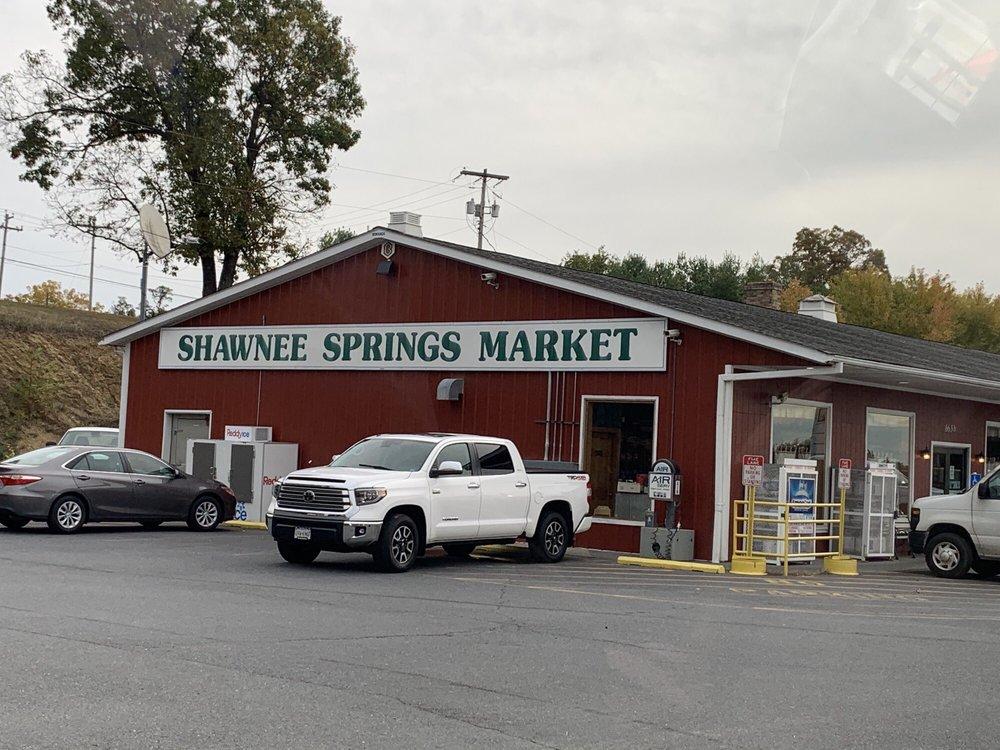 Shawnee Springs Market: 6656 N Frederick Pike, Cross Junction, VA