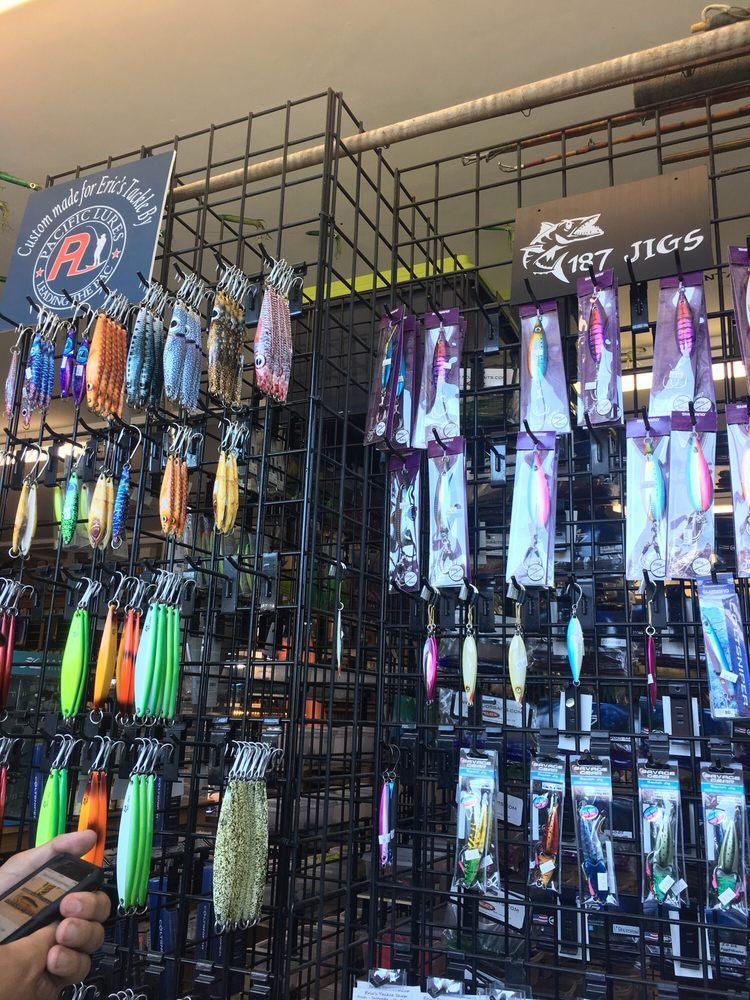 Eric's Tackle Shop: 2127 E Thompson Blvd, Ventura, CA