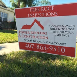 Photo Of Power Roofing U0026 Construction   Wekiva Springs, FL, United States  ...