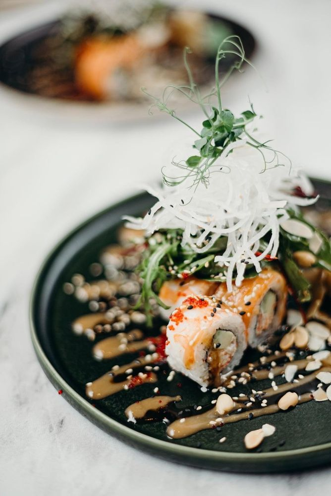 Ginza Japanese Grill: 5647 Rivers Ave, North Charleston, SC
