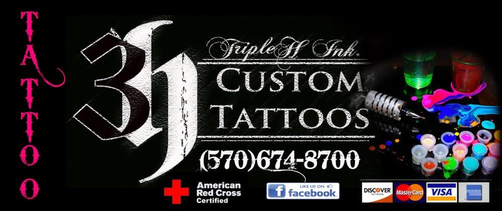 Triple H Ink: 2653 Memorial Hwy, Dallas, PA