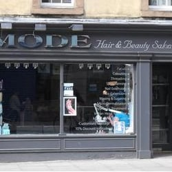 Photo Of Mode Hair And Beauty Salon Edinburgh United Kingdom