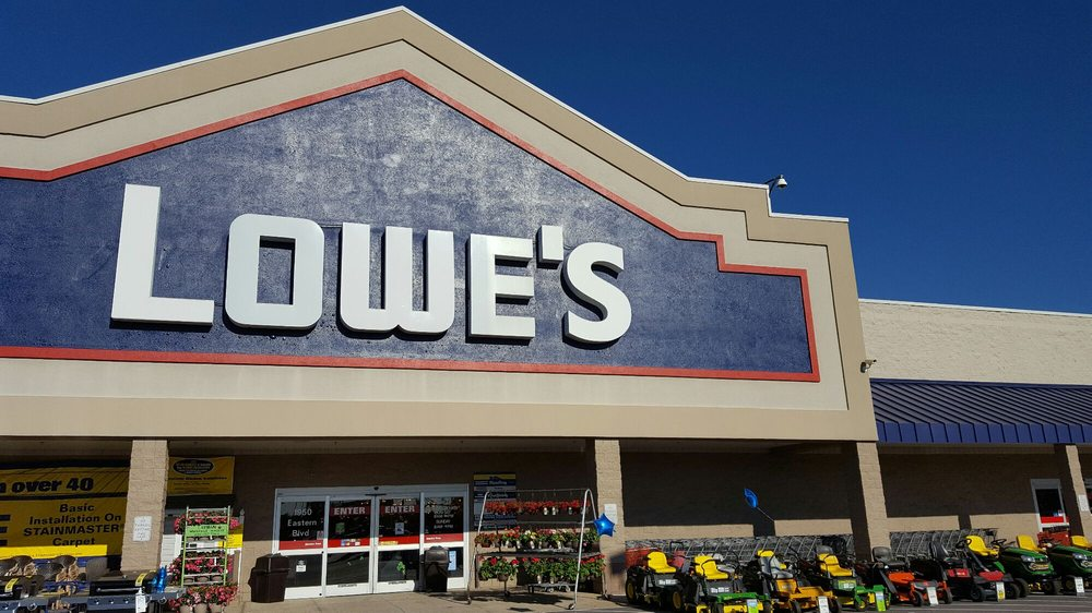 Lowe's Home Improvement Warehose Stre of S Mntgmry