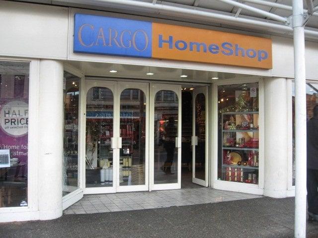 Cargo homeshop closed furniture shops 209 tottenham for Furniture tottenham court road
