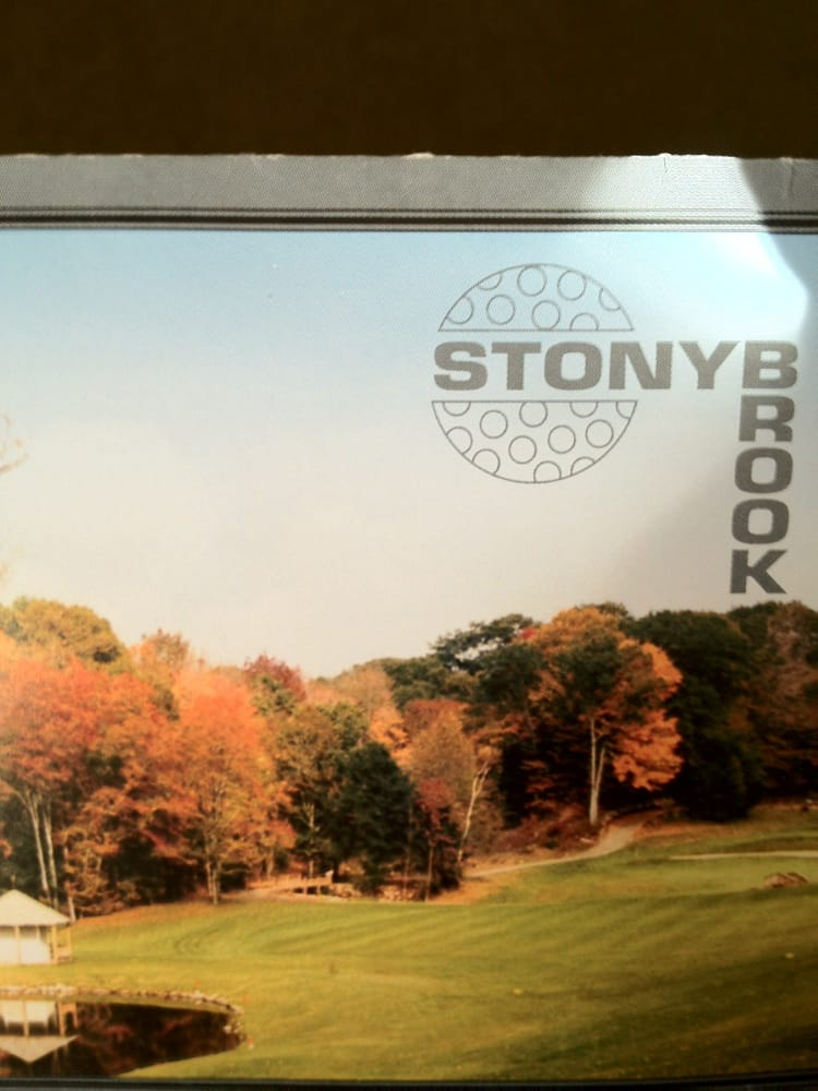 Stonybrook Golf Club: 263 Milton Rd, Litchfield, CT