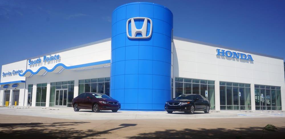 South Pointe Honda Dealership Near Me   Tulsa OK 74133