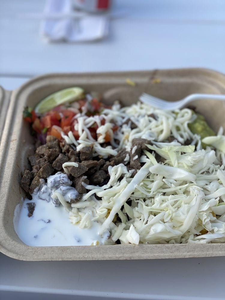 Food from Xtreme Tacos - Seminole Heights