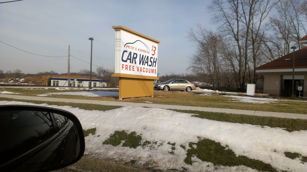 Pete S Car Wash Express